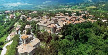Panorama Castel Rigone