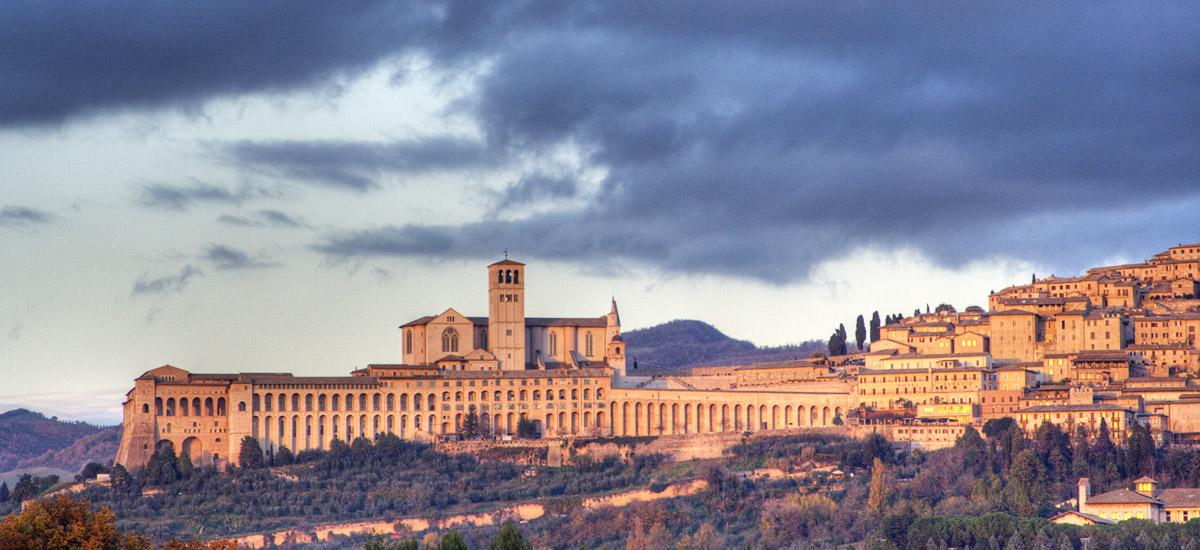 Assisi Itinerari